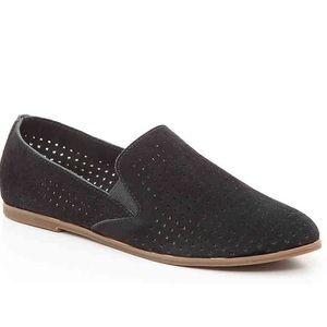 Lucky brand black loafer